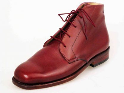 4 hole Derby boots