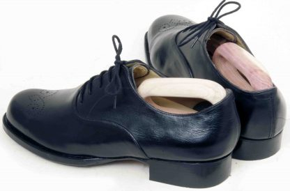 Austere Oxfords pattern on toe pair back