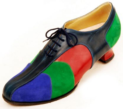 Multi coloured Oxford