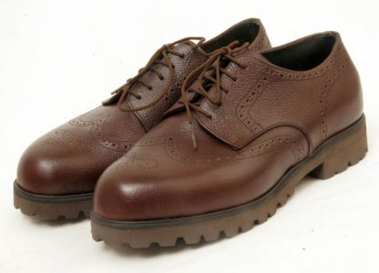 bespoke lace up brogues