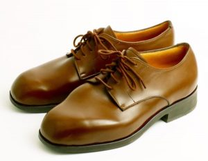 Handmade Derby Shoes from Bill Bird Shoes for large bunions and hammer toes