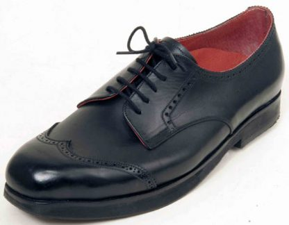 Derby brogue with Austrian Wing Cap