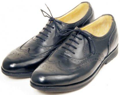 Full Brogues Low EVA heels Pair