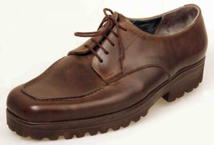Norwegian Derbys with hand raised lakes and commando sole
