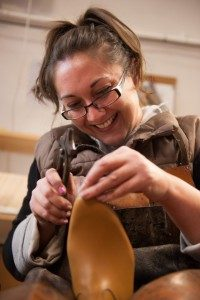 Bill Bird shoemaker Becs