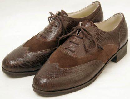 bespoke lace up shoes
