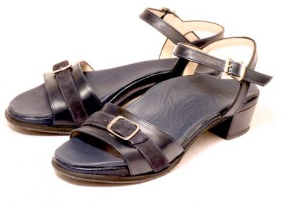 walking sandals with built in orthotics