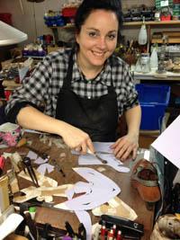 Bill Bird shoemaker Emily