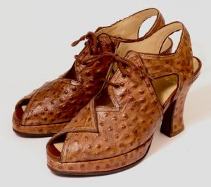 Handmade shoes following a road traffic injury