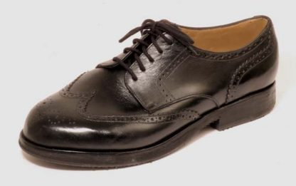 Mens Derby brogues for splay foot